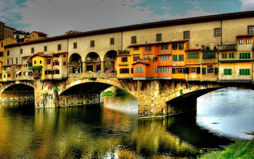 Ponte Vecchio brug