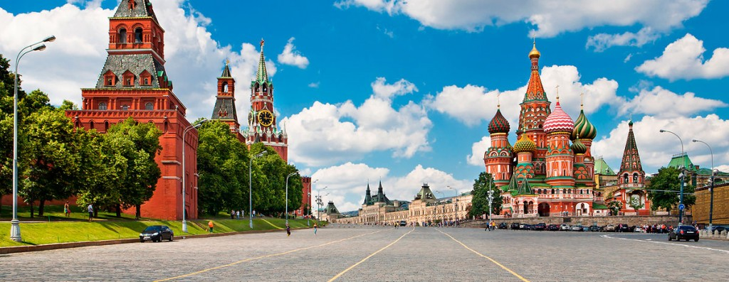 Moskou RedSquare