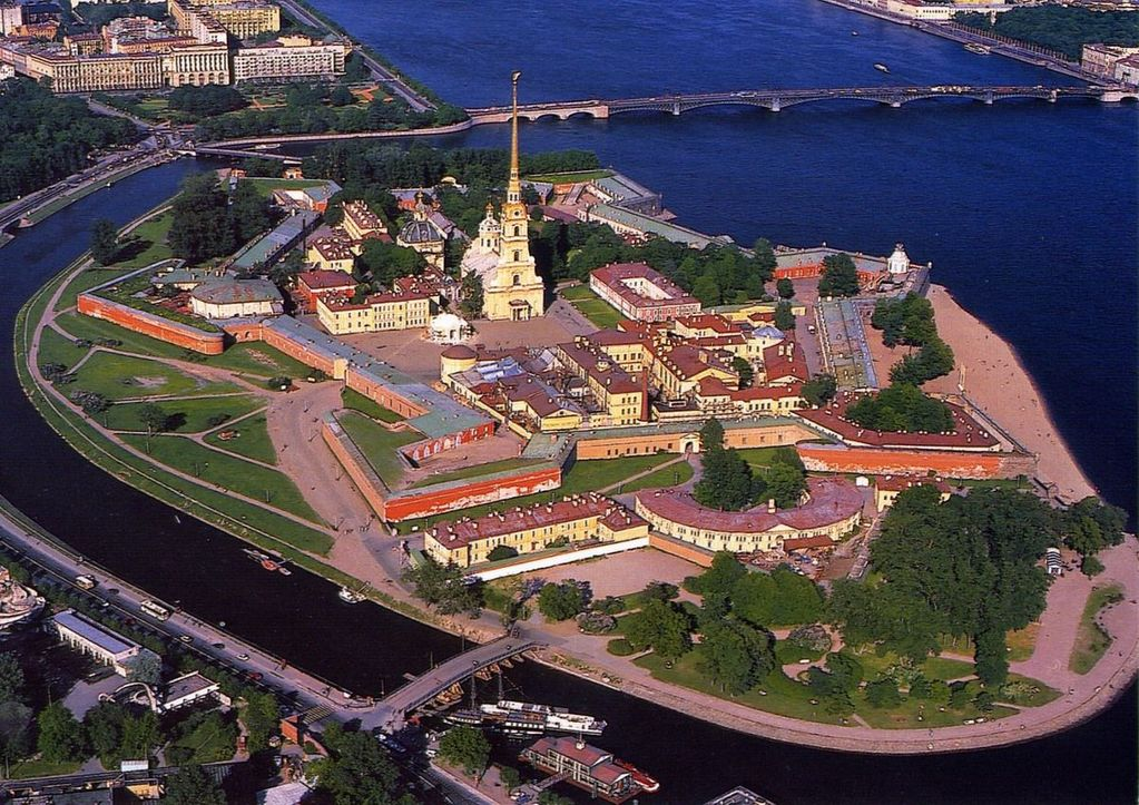 peter-paul-fortress-arial-shot