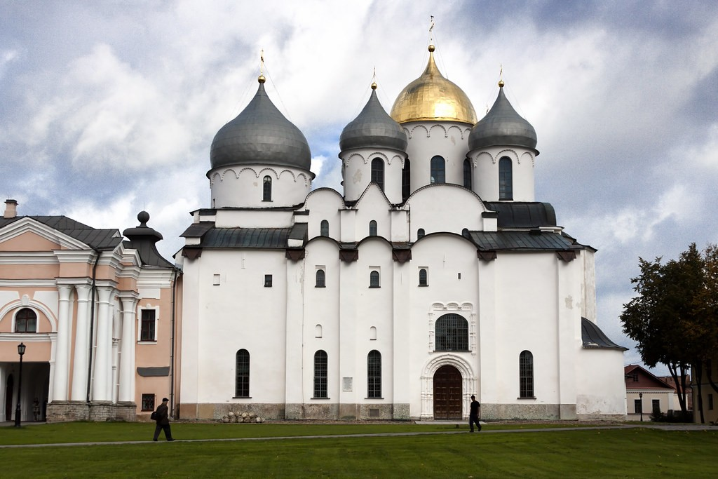 St Sophia Katedraal